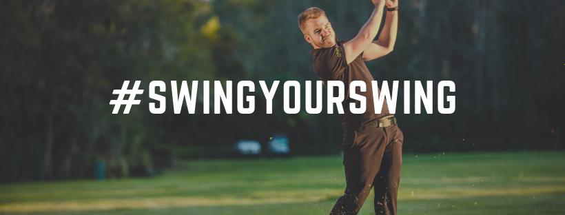 #swingyourswing