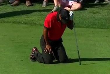 5 saker mot ryggont på golfbanan